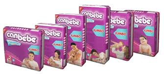 Canbebe DIAPERS JUMBO PACK