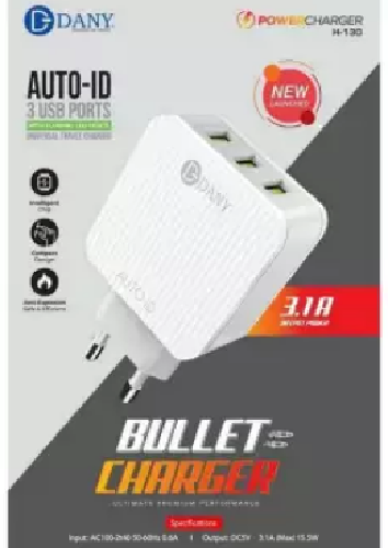 DANY BULLET CHARGER H-130