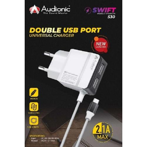 AUDIONIC S-31 USB CHARGER
