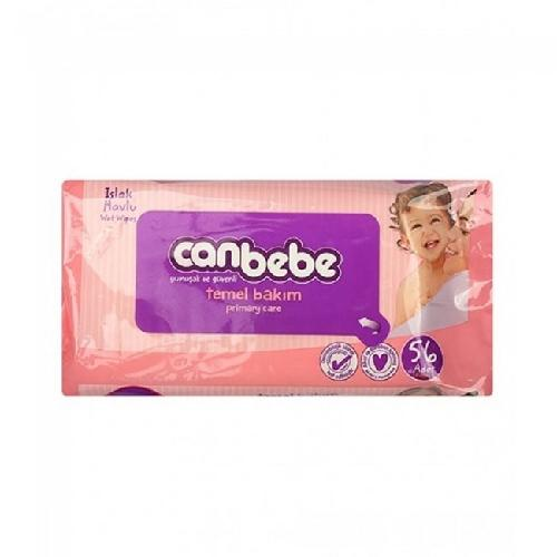 Canbebe Primary Care Wet Wipes