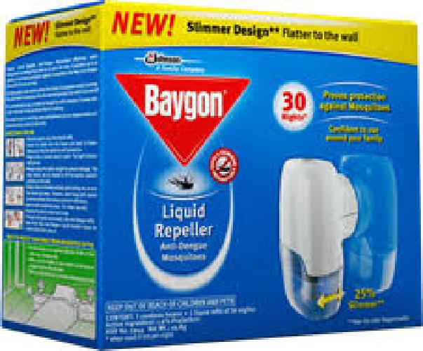 Baygon Electric Liquid