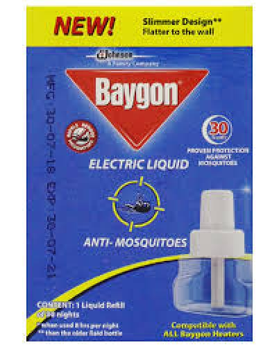 Baygon Electric Liquid Anti Mosquito