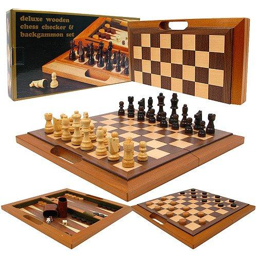 (CHESS) & (CHECKERS) & (BACKGAMMON)